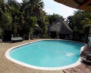 Pool Area and Facilities